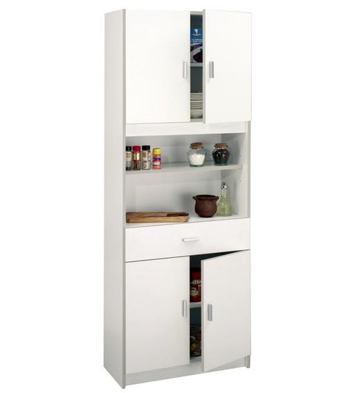 Mueble auxiliar con 4 puertas, cajón y balda, un complemento ideal ...